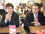 Harun Esener, Garanti Teknoloji, öğle molası - 2005