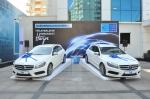 """Harun Esener, """"Online Hizmet Merkezi Mercedes Kampanyamızın"""" hediyesi olan araçlarımız talihli sahiplerini  bekliyor... Eylül 2013"""