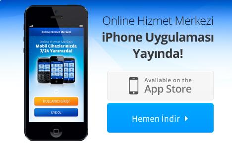 Türk Telekom Online Hizmet Uygulaması